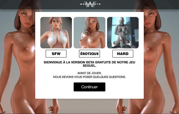 westsluts porno jeux gratuit