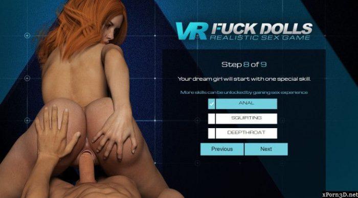 VR Fuckdolls avis : impressions et retour d'expérience sur ce jeu de baise de poupées virtuelles !