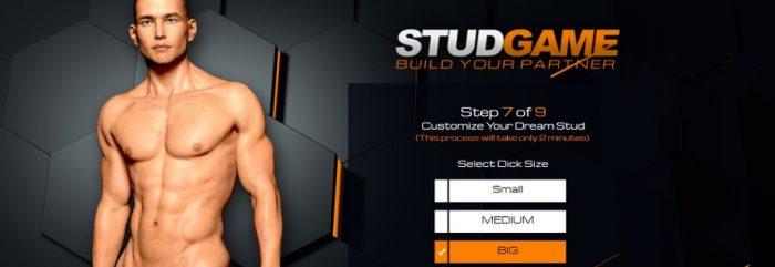 Stud Game, le meilleur jeu porno gay gratuit