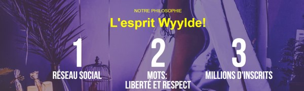 Wyylde, le meilleur site de rencontre libertin