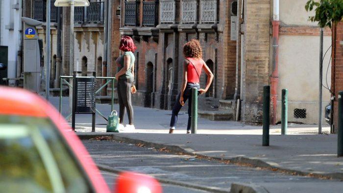 Prostitués en Normandie