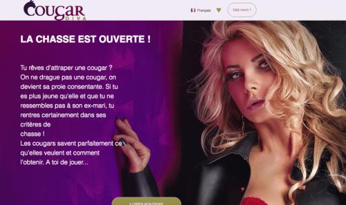 Avis sur Cougar Diva : test de ce site de rencontre coquine pour femmes matures